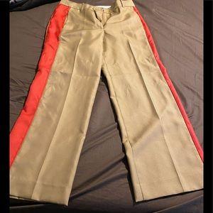 NWT J.Crew is women's trouser tuxedo pants